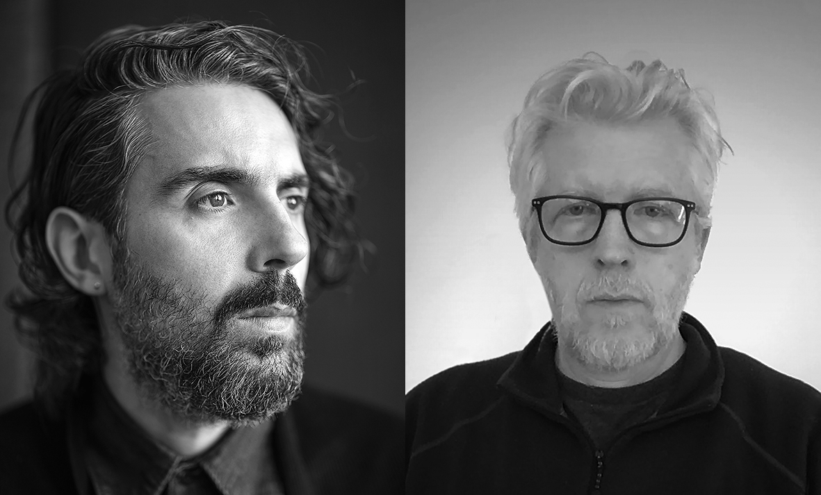 Grain Artist Talk: Mark Durden in conversation with Edgar Martins